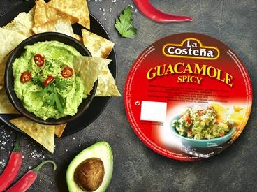 La Costeña Guacamole spicy TK