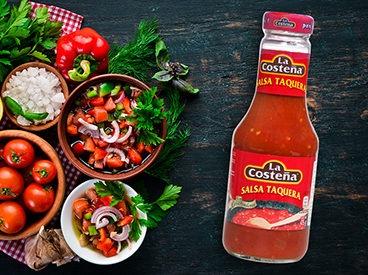 La Costeña Salsa Taquera
