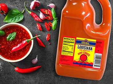 Louisiana Hot Sauce Original