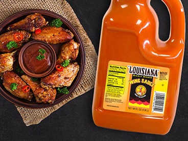 Louisiana Wing Sauce