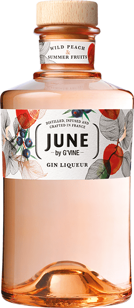 June Wild Peach