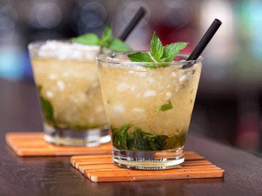 Cocktails für die heißen Tage