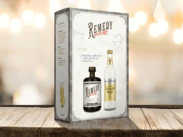 Dark Remedy Giftpack