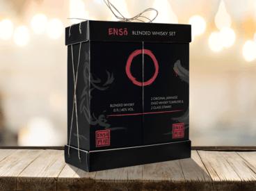 Ensō Blended Whisky Set