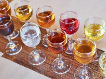 Alkoholgehalt von Likören berechnen