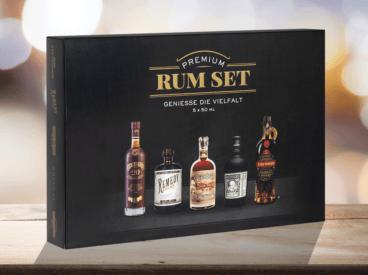 Rum Tasting Set