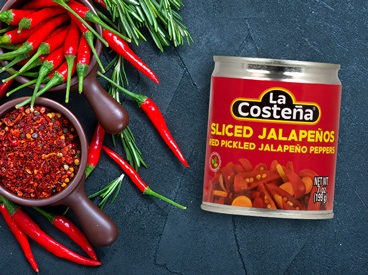 La Costeña Sliced Jalapeños