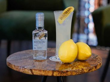 Weltneuheit: Hayman's Small Gin
