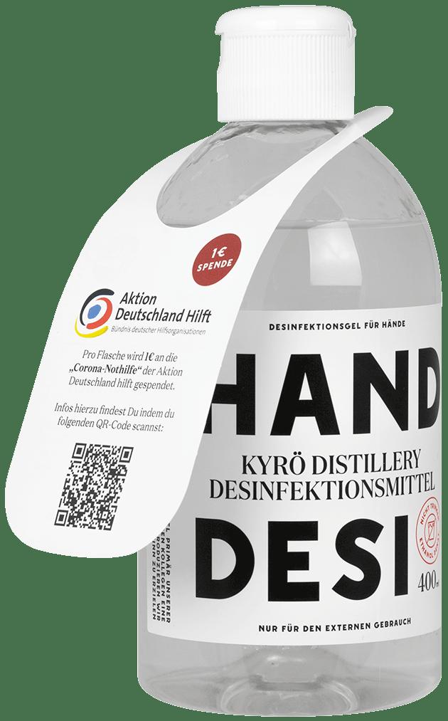 Hand Desi