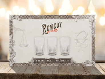 Remedy Glas-Set