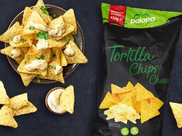 Palapa Tortilla Chips Cheese