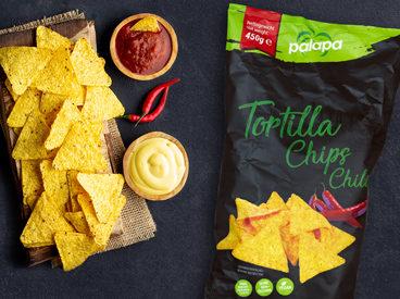 Palapa Tortilla Chips Chili