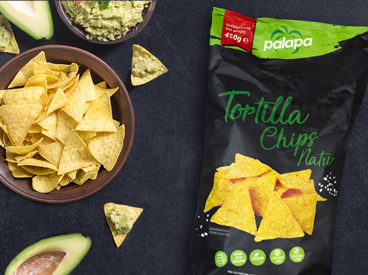 Palapa Tortilla Chips Natur