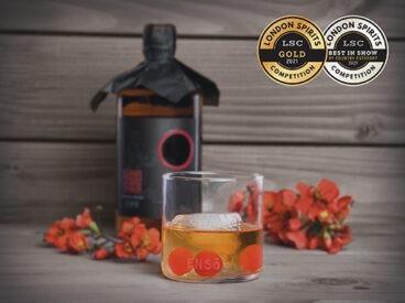 Enso gewinnt bei der London Spirits Competition 2021