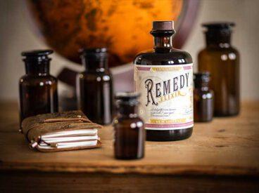 Das Bonbon der Apotheke: Neuauflage von Remedy Elixir
